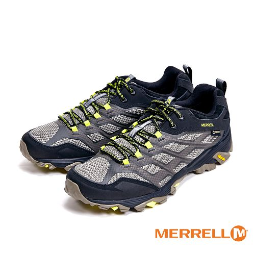 MERRELL ALL OUT BLAZE AERO 專業功能 男鞋-灰藍(另有棕) ML37601
