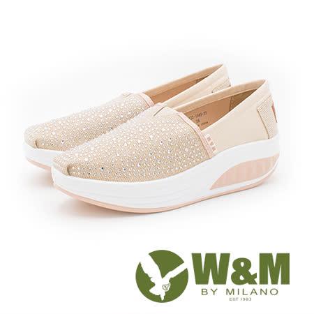 W&M 厚底增高鞋