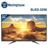 Westinghouse美國西屋 32吋 LED液晶顯示器+視訊盒 SLED-3256(含運無安裝)