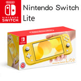 任天堂 Nintendo Switch Lite黃