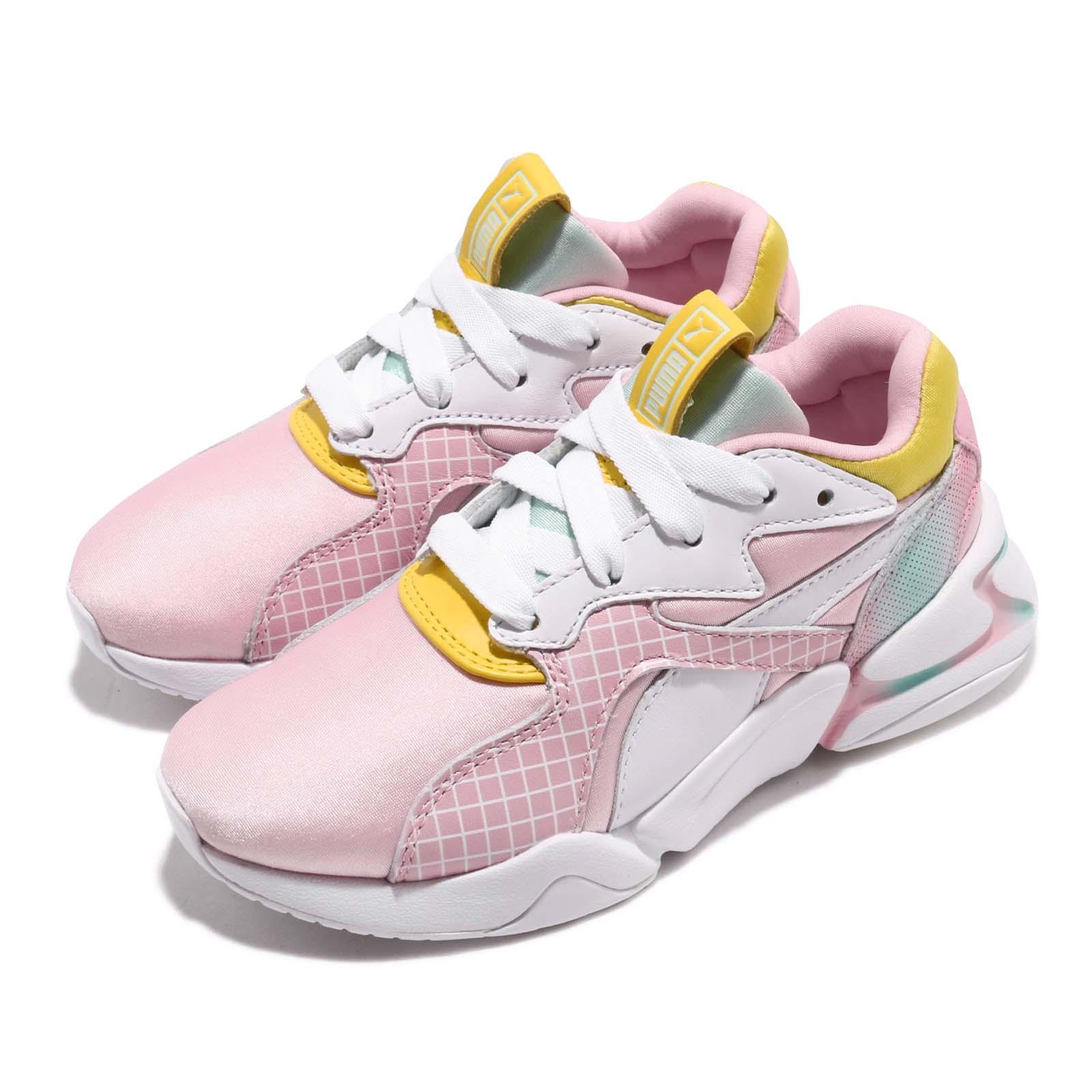 Puma 休閒鞋 Nova x Barbie FL 童鞋 37073101