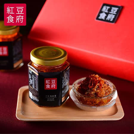 《紅豆食府SH》 干貝XO醬禮盒(2入/盒)