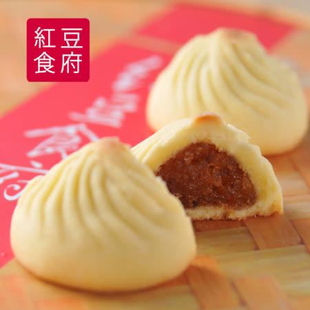 紅豆食府PU 小籠包土鳳梨酥禮盒