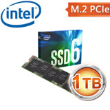 Intel 660p 1TB M.2 PCIe SSD固態硬碟