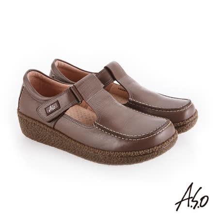 A.S.O阿瘦 魔鬼氈式休閒鞋