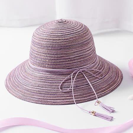 PS Mall 夏季沙灘草帽