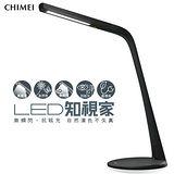 (夜殺) CHIMEI奇美 第三代LED知視家護眼檯燈(黑色)CE6-10C1-66T-T0
