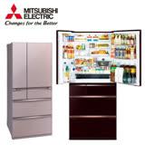 MITSUBISHI 三菱電機 705L 日製六門變頻冰箱 MR-WX71C-含基本安裝+舊機回收