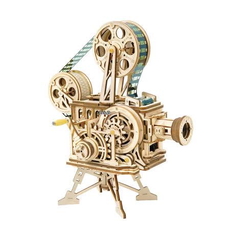Robotime 機械工業系列 - 放映機