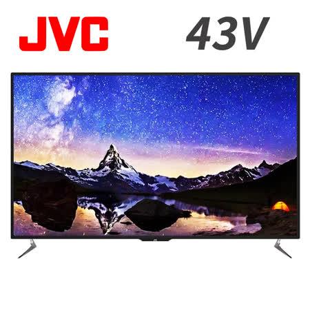 JVC 43吋 4K  HDR連網液晶顯示器
