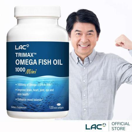 【GNC 健安喜】 深海魚油膠囊 180顆