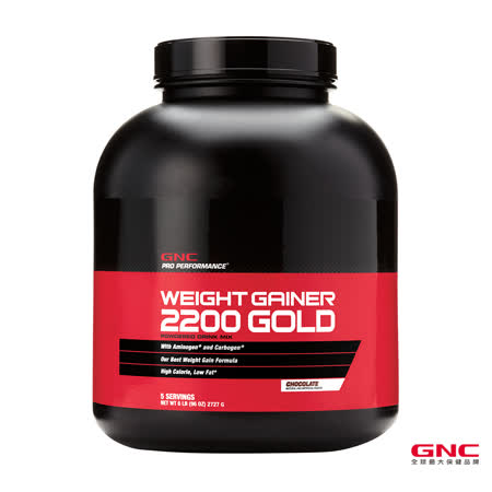 【GNC 健安喜】 金色奶昔-巧克力6磅