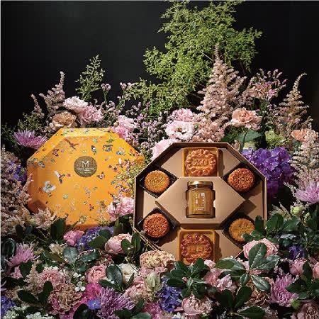 台北美福飯店 詠月禮盒