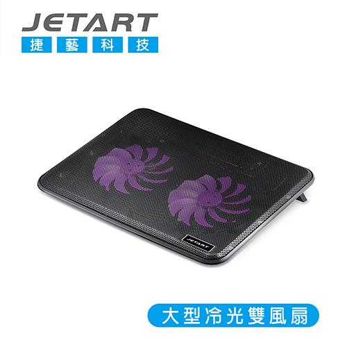 JetArt 捷藝 CoolStand M1 超靜音 筆電散熱器 NPA260