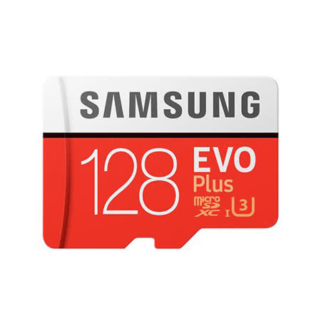三星128GB/EVO+ MicroSDXC記憶卡