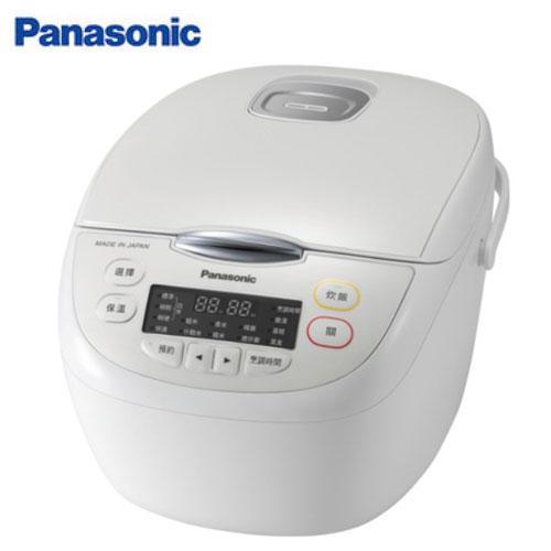 Panasonic國際 6人份微電腦電子鍋SR-JMN108
