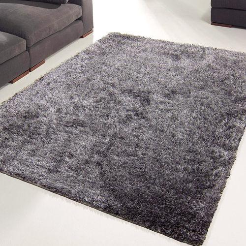 【范登伯格】嘉年華☆居家美學長毛地毯-灰色97(200x290cm)