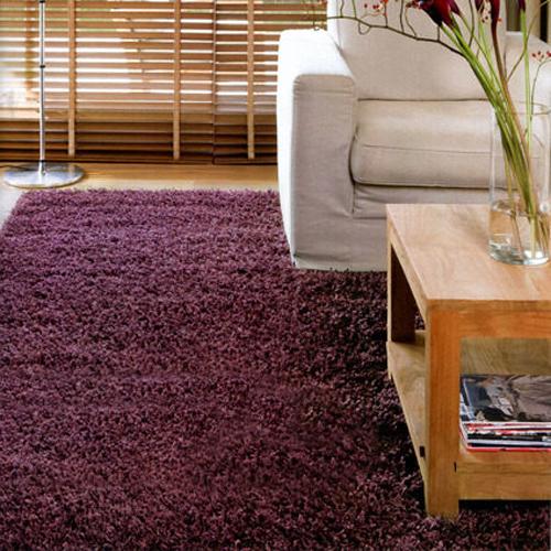 【范登伯格】嘉年華☆居家美學長毛地毯-紫色19(200x290cm)