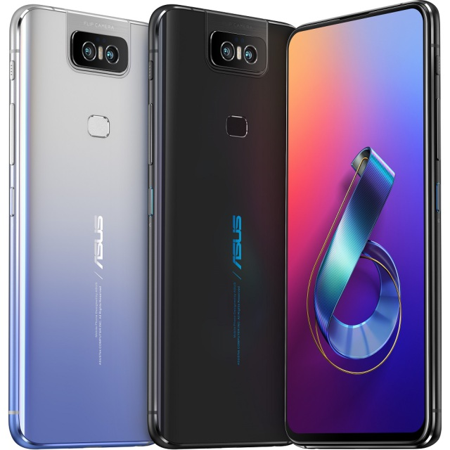 ASUS Zenfone 6 ZS630KL 8G/256G 6.4吋 智慧型手機~送藍牙音響+風尚耳機組+小物收納袋