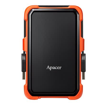 Apacer AC630 2TB  2.5吋軍規行動硬碟