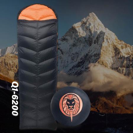 QTACE  Q1-6200 台灣製羽絨睡袋