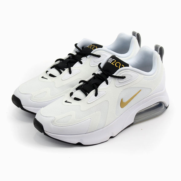NIKE 男 AIR MAX 200 慢跑鞋 - AQ2568102