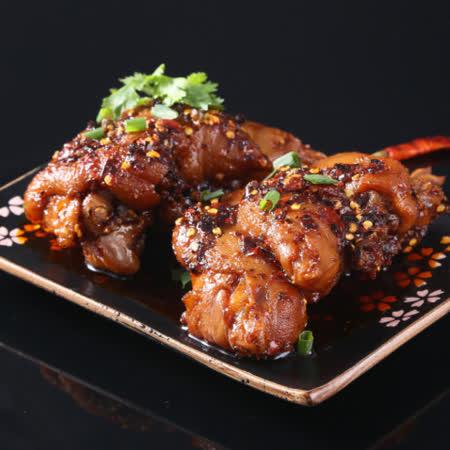 約克街肉舖 川式椒麻干燒豬腳2包
