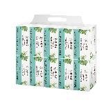 預購~Superpure極度純柔淨柔感抽取式花紋衛生紙100抽100包/箱