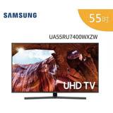 SAMSUNG三星 55吋 4K 智慧連網液晶電視 (UA55RU7400WXZW)