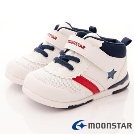 日本月星 機能童鞋首選