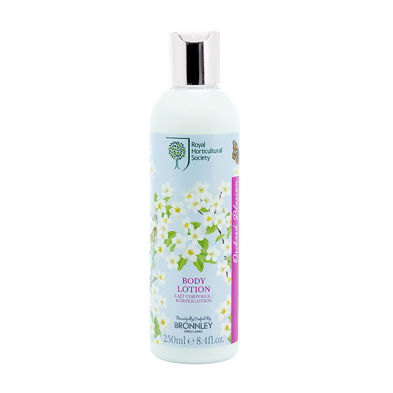英國Bronnley 皇家花園櫻花身體乳液 (B957016)