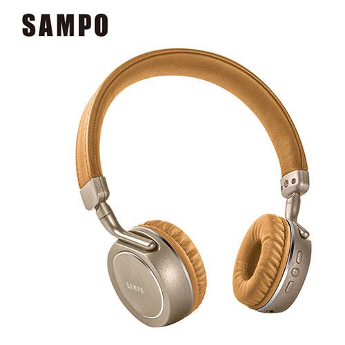 SAMPO聲寶 頭戴式藍牙耳機BE-N850CH