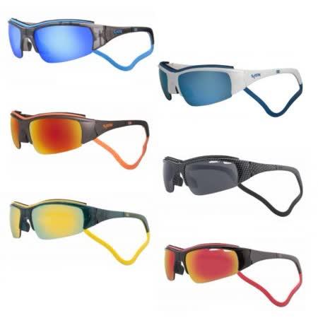 SLASTIK全功能型 運動太陽眼鏡-TITAN