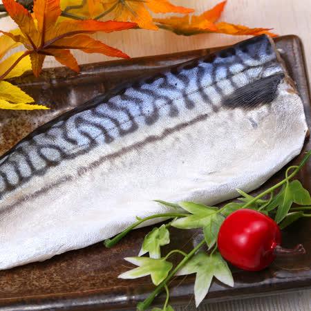 鮮食煮藝 挪威薄鹽鯖魚X10片
