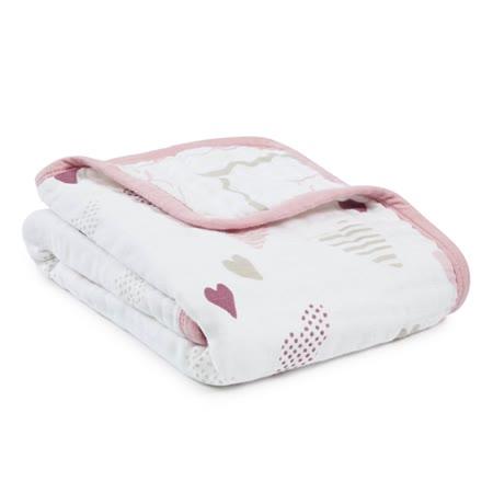aden+anais 嬰幼兒外出被毯