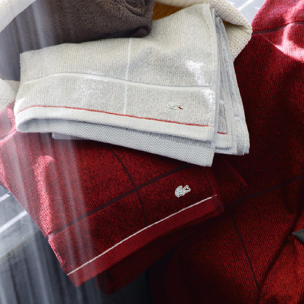 【LACOSTE】METROPOLITAN毛巾