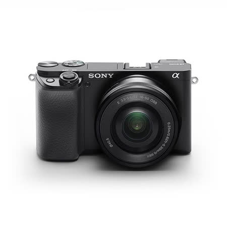 SONY A6100L  電動變焦鏡頭組