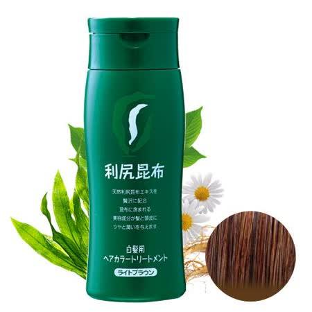 日本 Sastty 利尻 昆布染髮劑(黑/褐/咖啡)