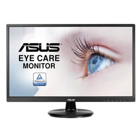 華碩24型VA低藍光護眼雙介面螢幕VA249HE