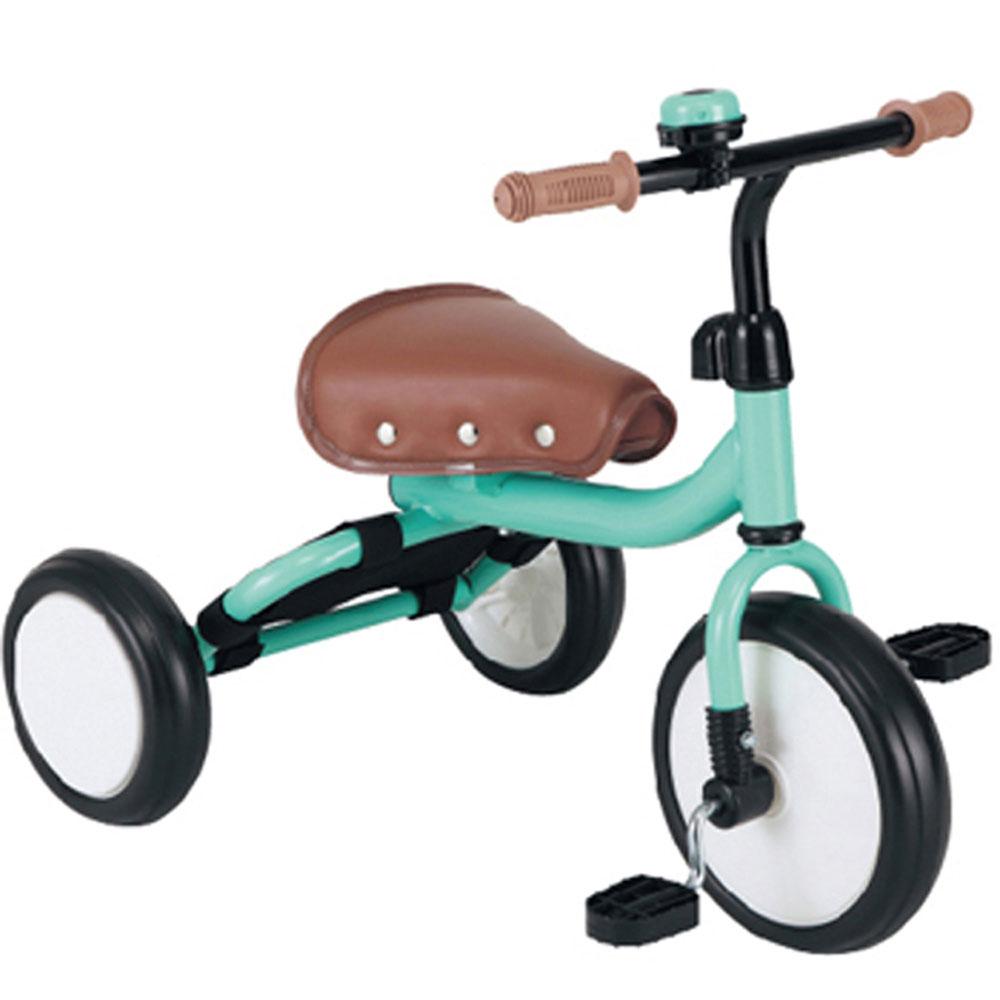 日本mimi-trike超可愛三輪車-馬卡龍綠