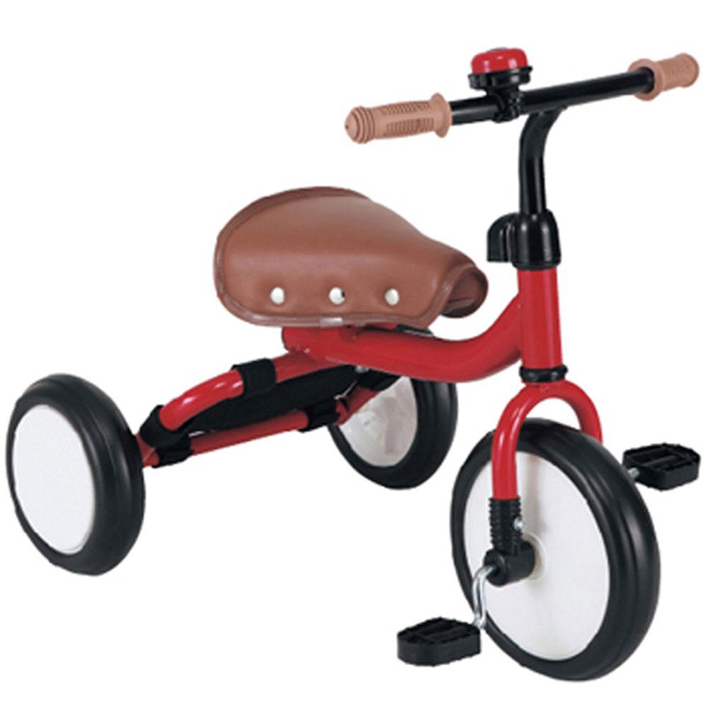 日本mimi-trike超可愛三輪車-紅色