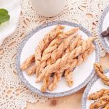【福味】小琉球 手工麻花捲 -藜麥煉乳 200g