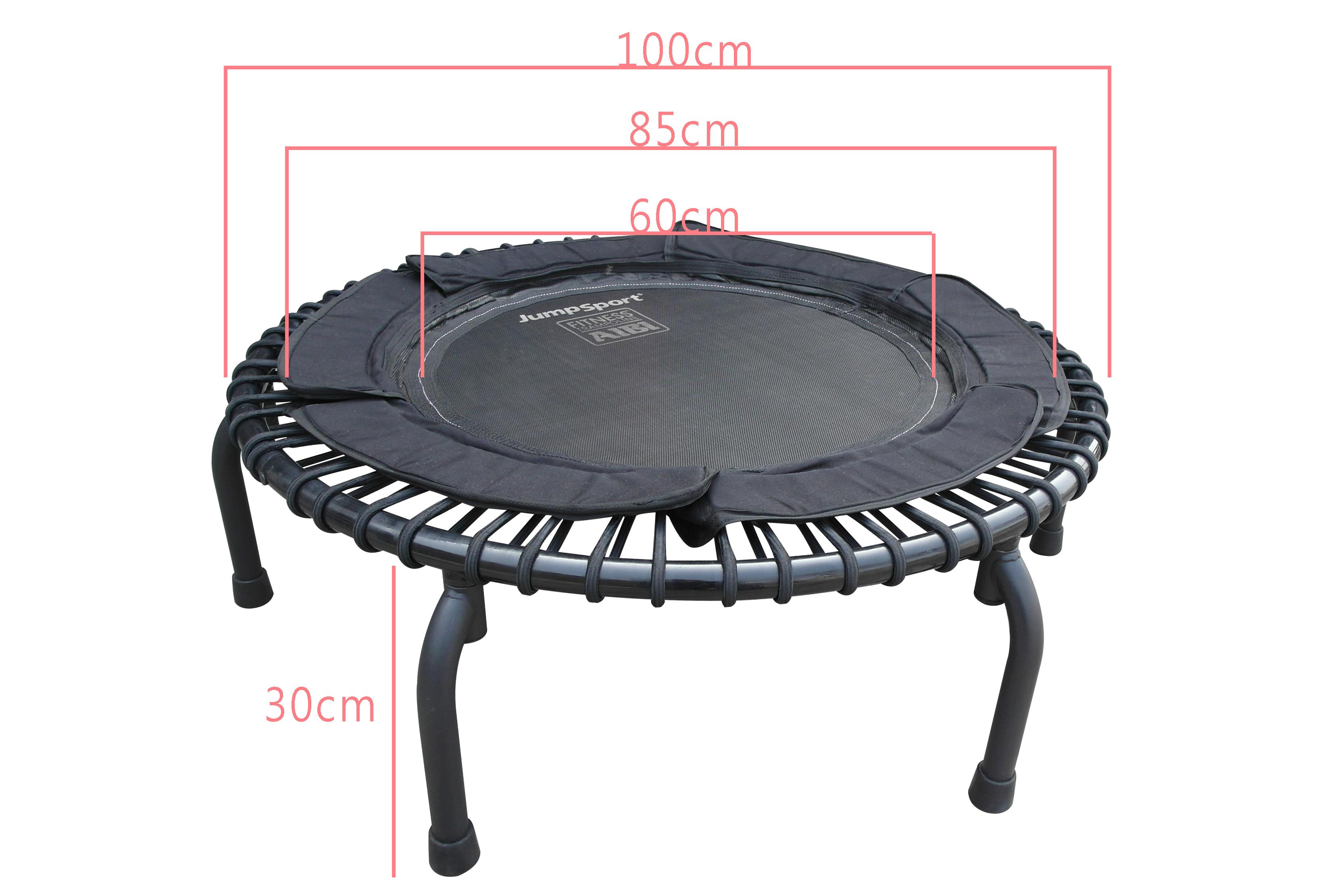JumpSport健身彈跳床(JS-250)