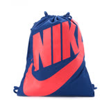 NIKE Heritage Gymsack 束口包 藍紅 BA5351-438 鞋全家福