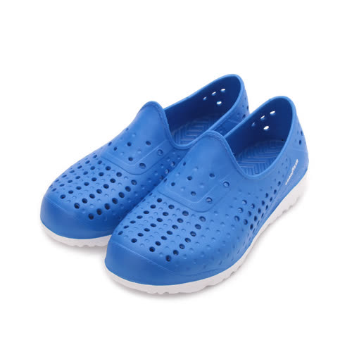 GOODYEAR 輕量晴雨鞋 藍 GAMS83706 男鞋 鞋全家福