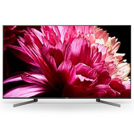 【SONY】55吋聯網4K電視KD-55X9500G(含標準安裝)