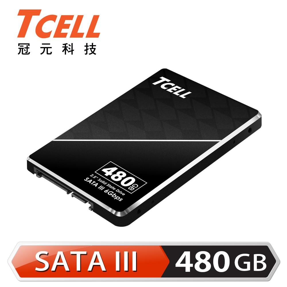 TCELL冠元 TT550 480GB 2.5吋 SATAIII SSD固態硬碟 (英倫紳士風)