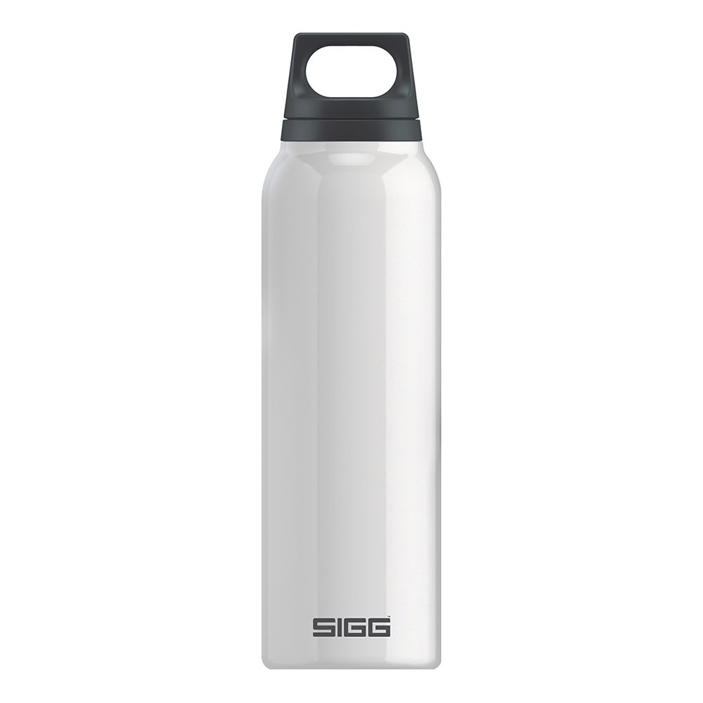 瑞士百年SIGG H&C  不銹鋼保溫瓶 500ml - 純雪