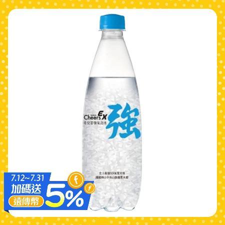 泰山 Cheers EX  強氣泡水 (500ml*24入)