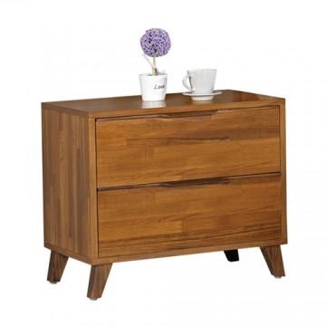 【ABOSS】丹麥柚木床頭櫃/收納櫃/床邊櫃